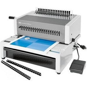 GBC C800 Pro Electric comb binding machine - Heavy Duty